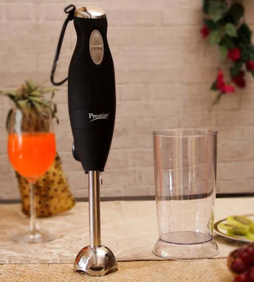 Review of Prestige PHB 6.0 Hand Blender
