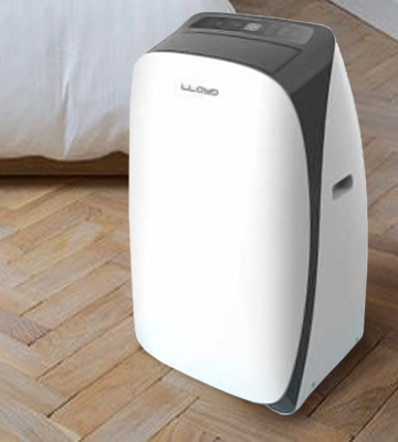 Review of Lloyd 1 Ton White Portable Air Conditioner