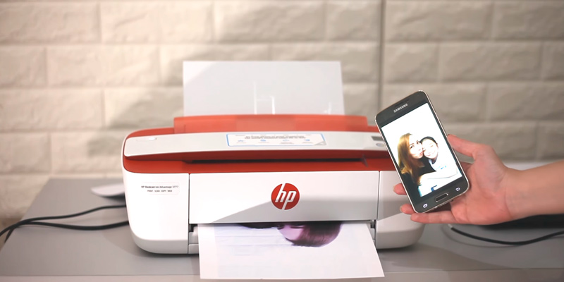 Review of HP T8W40B DeskJet Ink Advantage 3777 T8W40B All-in-One Printer