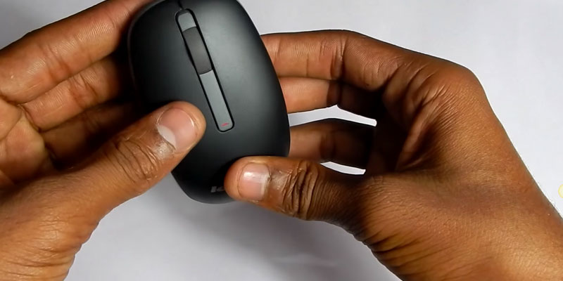 Review of Lenovo N100 Wireless Optical Mouse