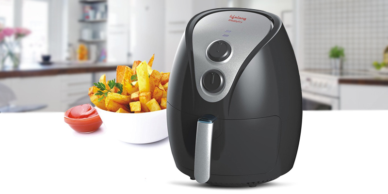 Lifelong HealthyFry Air Fryer application