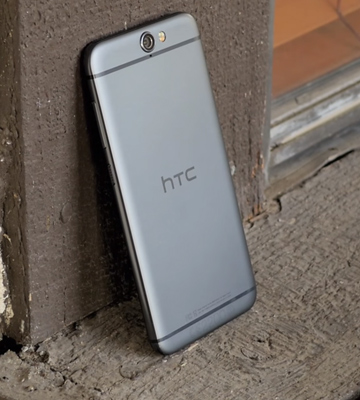 Review of HTC One A9 Mobile
