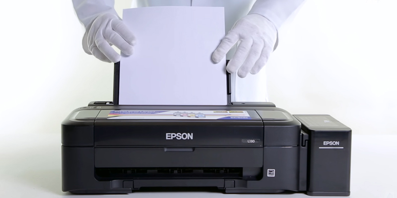 Review of Epson L 130 Color Single Function Inkjet Printer