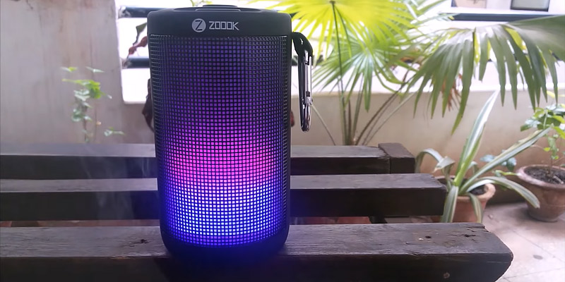 Review of Zoook ZB-JAZZ Portable Bluetooth Mobile Tablet Speaker