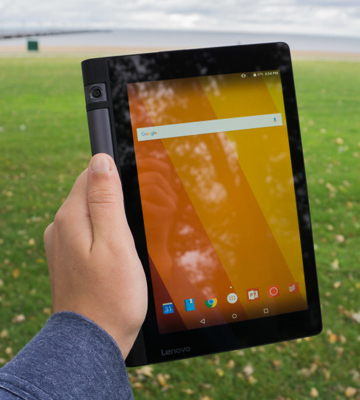 Review of Lenovo Yoga Tab 3 8 (ZA090094US) Android Tablet (2/16GB)