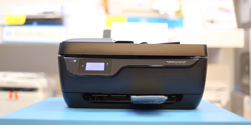 Review of HP DeskJet Ink Advantage 3835 All-in-One Multi-function Printer