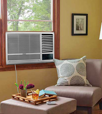 Review of Hitachi RAW511KUD Window Air Conditioner