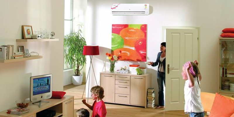Review of LG LSA5NP5A Air Conditioner