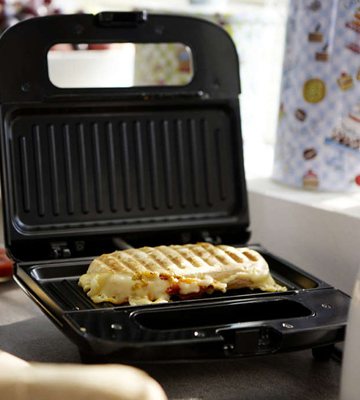 Review of Philips hd2394 Grill Sandwich Maker