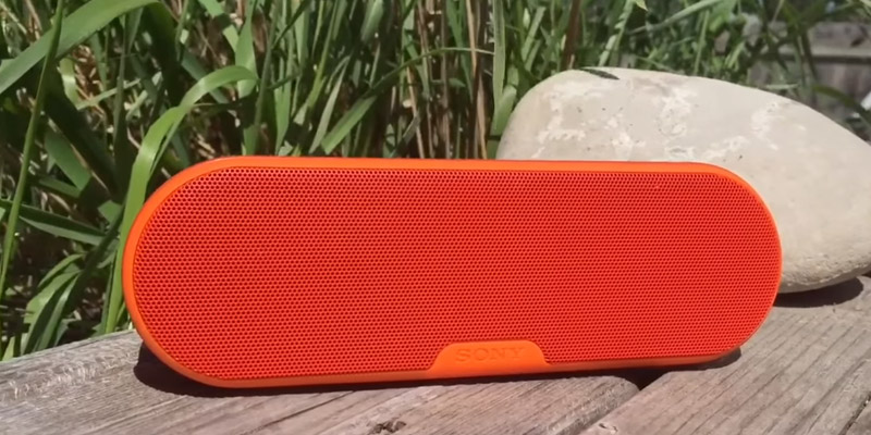 Review of Sony SRS-XB2/RC Portable Bluetooth Mobile Tablet Speaker