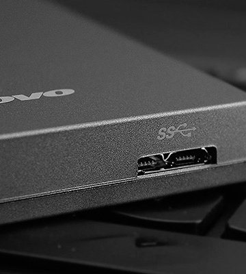 Review of Lenovo Slim F308 External Hard Disk Drive