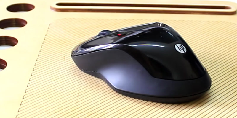 HP X3500 Wireless Comfort Mouse application