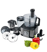 Morphy Richards Icon DLX Food Processor