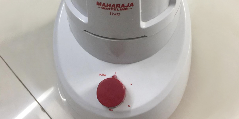 Maharaja Whiteline MX-151 Mixer Grinder in the use