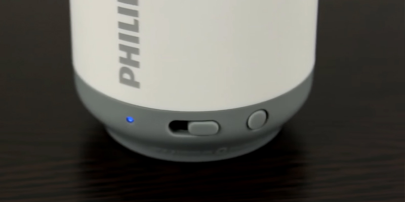 Detailed review of Philips BT50W Portable Bluetooth Mobile Tablet Speaker