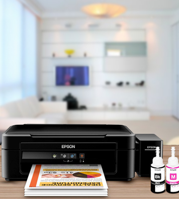 Review of Epson L220 Multi-function Inkjet Printer