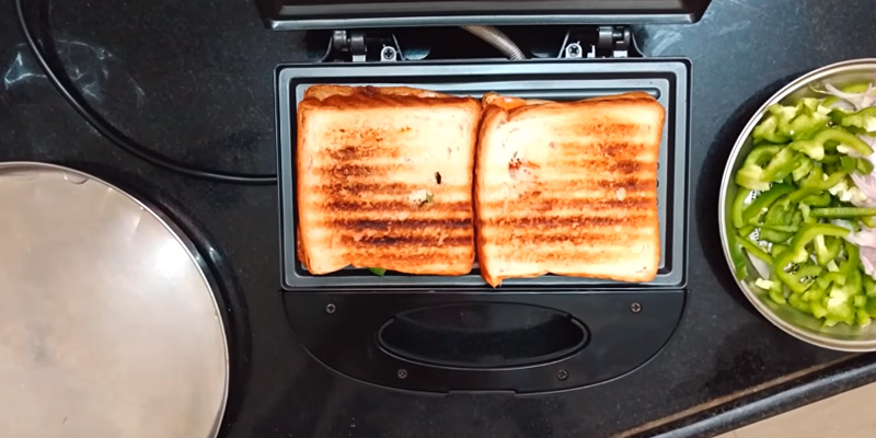 Review of Prestige PGMFB Grill Sandwich Maker