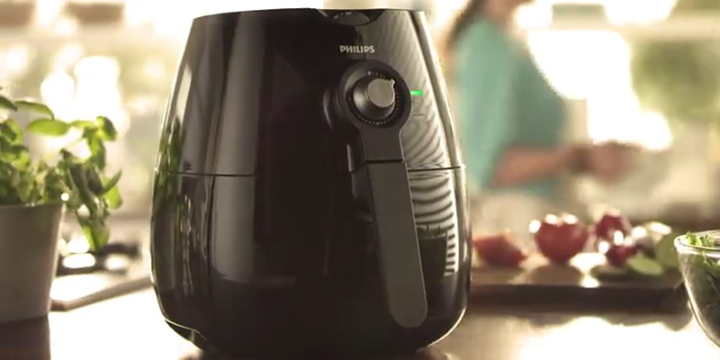 Review of Philips Viva Collection HD9220 Air Fryer