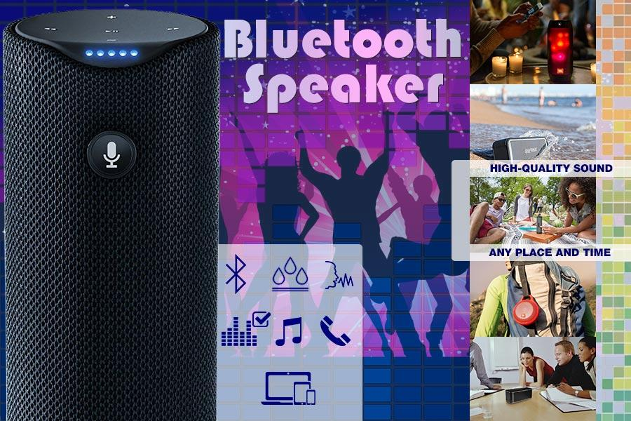 Comparison of Bluetooth Speakers to Enjoy Your Favourite Songs