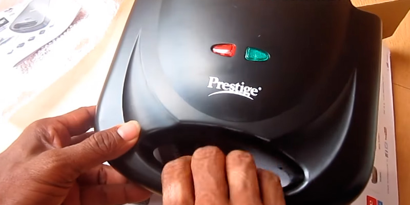 Review of Prestige PSMFB Sandwich Toaster
