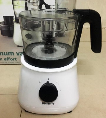 Review of Philips HL1660 Food Processor