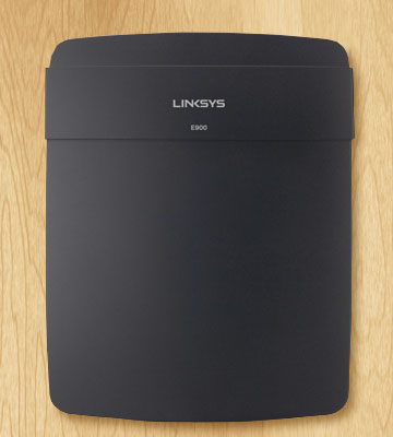 Review of Linksys E900 Wireless-N300 Router