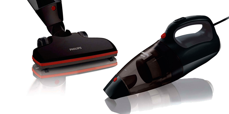 Review of Philips FC6132/02 Dry Vacuum Cleaner