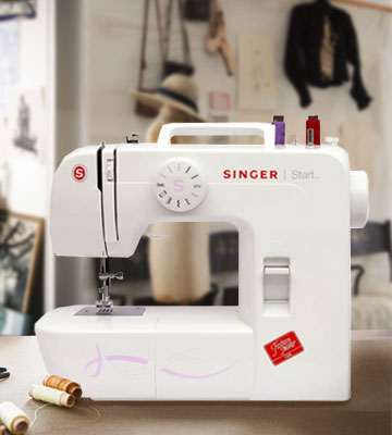 Review of SINGER Start 1306 Electric Sewing Machine