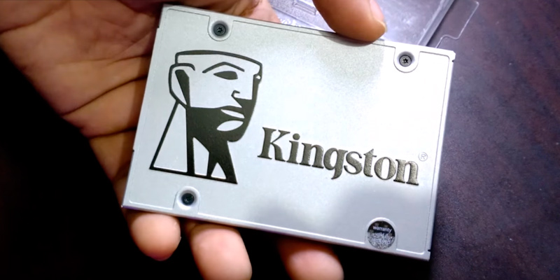 Review of Kingston UV400 SSDNow Solid State Drive