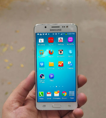 Review of Samsung Galaxy J5 - 6 Smartphone