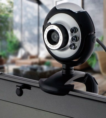 Review of Quantum QHM495LM Night Vision Webcam