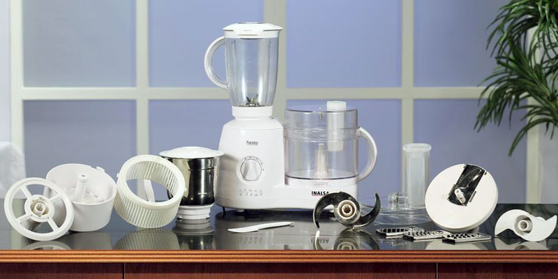 Review of Inalsa Fiesta Food Processor