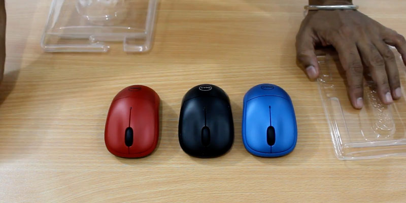 Review of Dell WM123 Wireless Optical Mouse