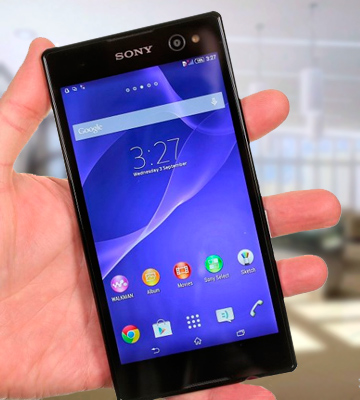 Review of Sony Xperia C3 Mobile