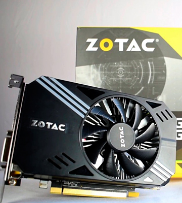 Review of Zotac GeForce GTX1060 3GB Graphics Card