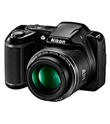 Nikon Coolpix L340 Point And Shoot Digital Camera
