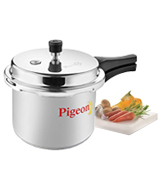 Pigeon 12007 Induction Base Aluminium Pressure Cooker