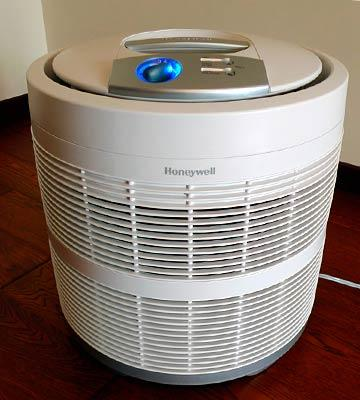 Review of Honeywell 50250-S True HEPA Air Purifier