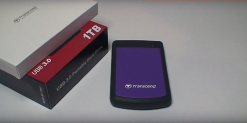 Transcend H3P 2 TB External Hard Disk Drive application