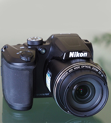 Review of Nikon COOLPIX B500 Point and Shoot Camera
