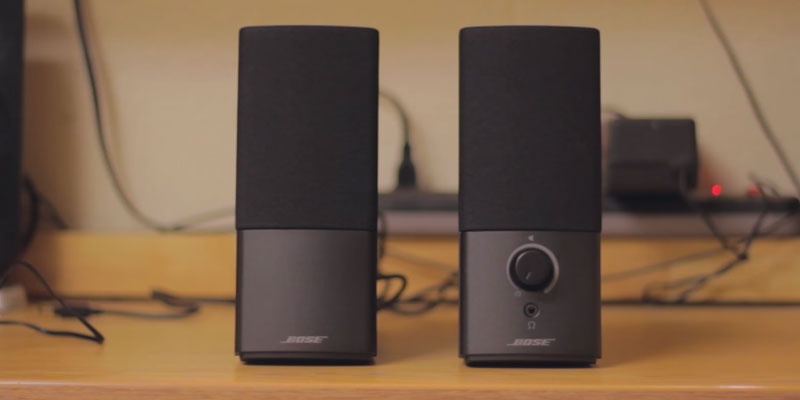 Review of Bose Companion 2 Series III Multimedia Speakers