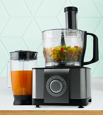 Review of Morphy Richards Icon DLX Food Processor