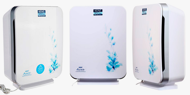 Review of Kent Aura Portable Room Air Purifier