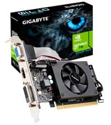 Gigabyte GeForce GT710 2GB Graphics Card
