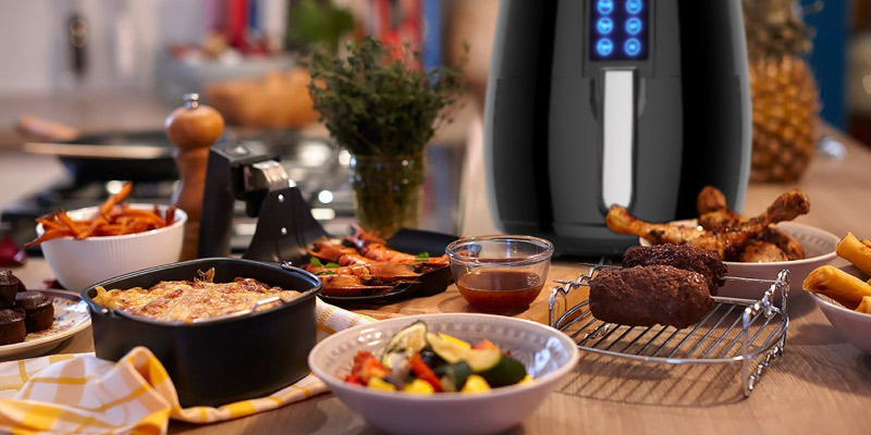 Detailed review of Havells Prolife Digi Air Fryer