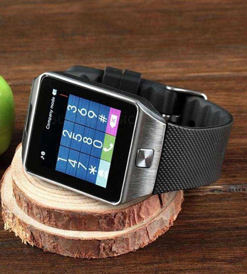 Review of Trigent DZ09_3 Bluetooth Smart Watch With Camera