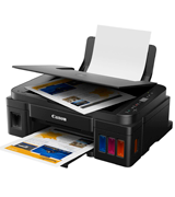 Canon CNN_G2012_BLK Pixma All-in-One Ink Tank Colour Printer