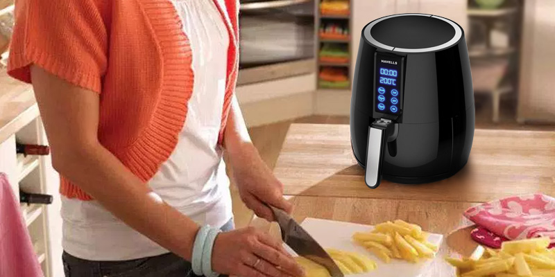 Review of Havells Prolife Digi Air Fryer