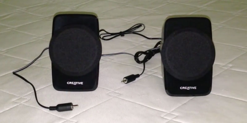 Creative SBS A-120 Multimedia Speaker System application