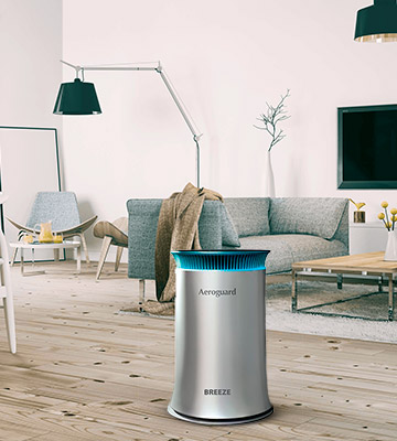Review of Eureka Forbes Aeroguard Portable Room Air Purifier